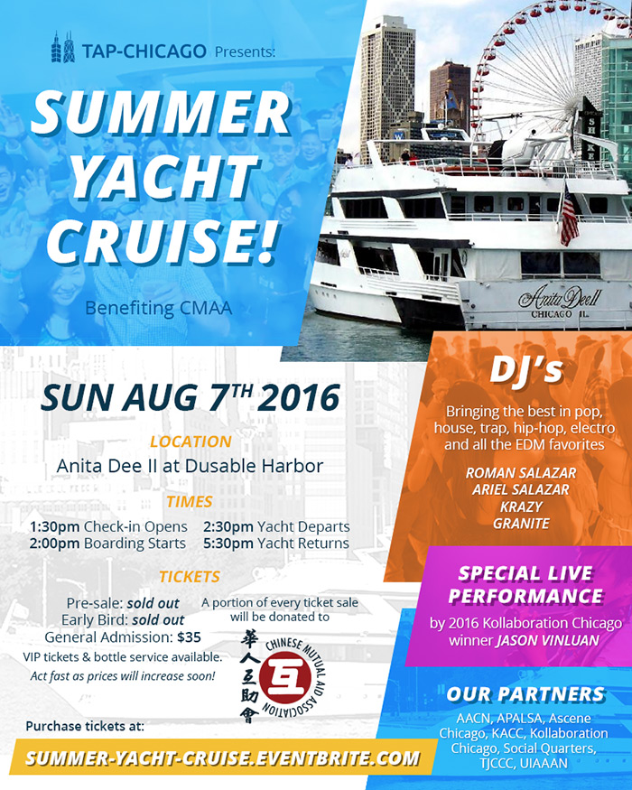 2016 Summer Yacht Cruise