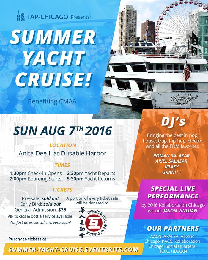 2016 Summer Yacht Cruise