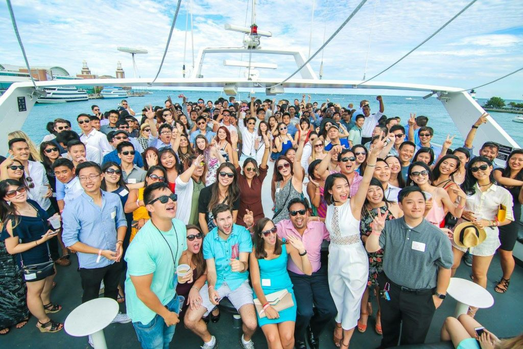 Asian American Summer Yacht Cruise 2018